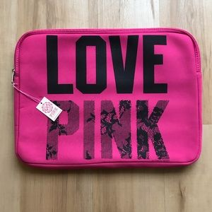 Victoria's Secret PINK Laptop Case